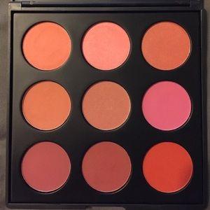 Morphe 9B The Blushed palette